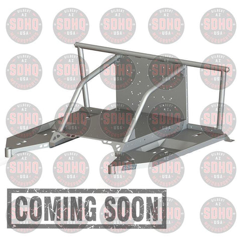 '99-16 Ford F250/350 SDHQ Built In Bed Chase Rack Chase Rack SDHQ Off Road