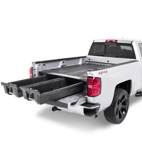 99-Current Chevy/GMC 1500 Truck Bed Storage System Organization Decked