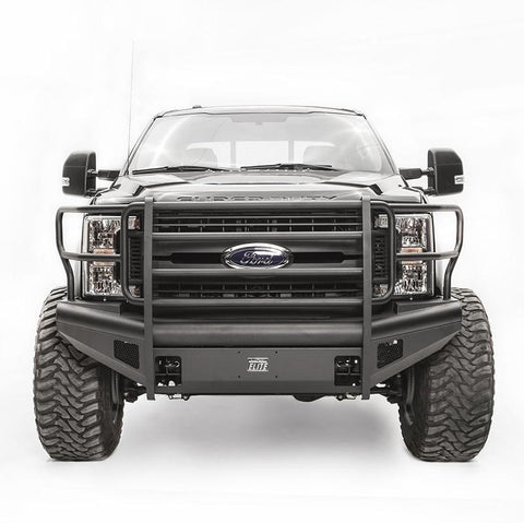 99-Current Ford F250/350 Elite Ranch Series Front Bumper Bumper Fab Fours