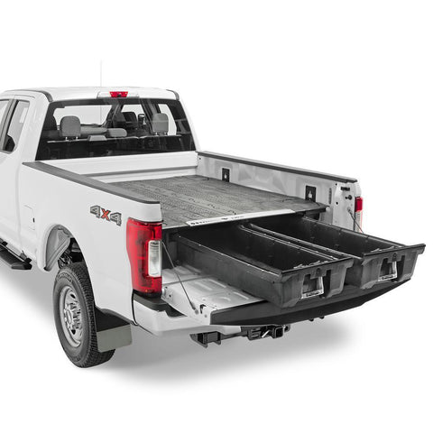 99-Current Ford F250/350 Truck Bed Storage System Organization Decked