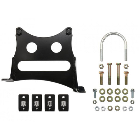 '99-Current Ford F250/F350 Dual Stabilizer Bracket Kit Suspension Icon Vehicle Dynamics