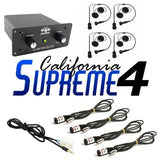California Supreme Communications PCI Radios