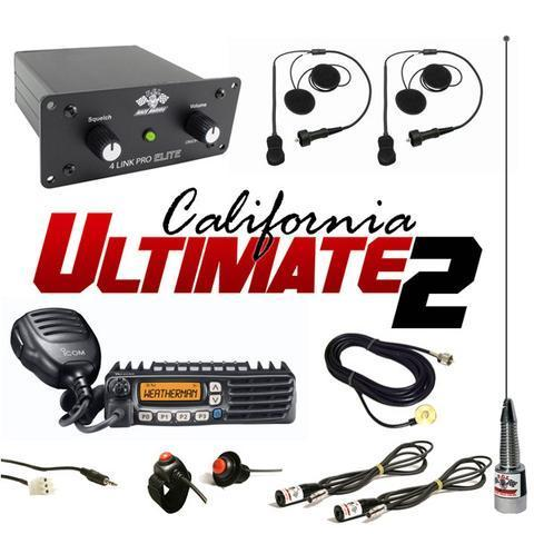 California Ultimate Communications PCI Radios