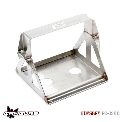 Camburg Stainless Steel Odyssey PC1200 Battery Box Fabrication Camburg Engineering