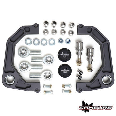 '10-Current Ford Raptor  Kinetik Billet Upper Control Arm Camburg Engineering - SDHQ Off-Road