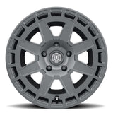 "Compass | 17"" Wheel Wheels Icon Alloys"