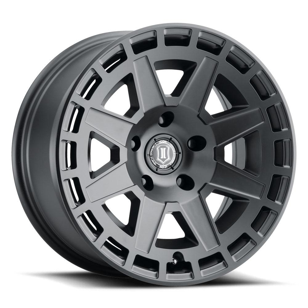 "Icon Alloys - Compass | 17"" Wheel"