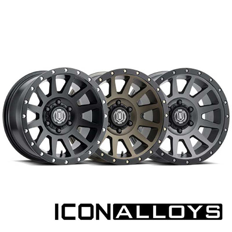 "Compression | 18"" Wheel Wheels Icon Alloys"