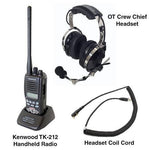 Crew Chief Package Communications PCI Radios