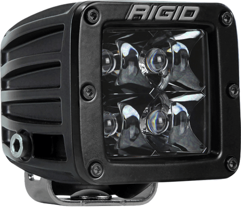 D-Series PRO Midnight Edition Pod LED Light Lighting Rigid Industries