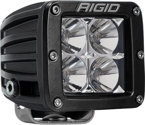 D-Series PRO Pod AMBER LED Light Lighting Rigid Industries