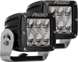 D-Series PRO Pod AMBER LED Light-Pair Lighting Rigid Industries