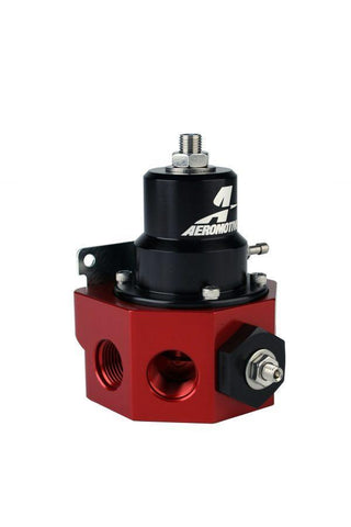 Double Adjustable Carbureted Bypass Regulator