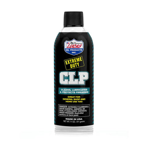 Extreme Duty Aerosol CLP-10916 Oils and Grease Lucas Oil