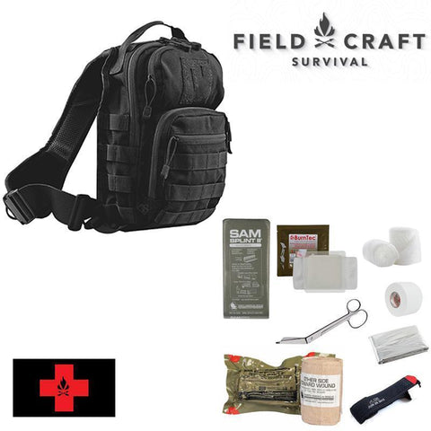 FieldCraft Overland/Offroad Medical Kit Safety Equipment Fieldcraft Survival