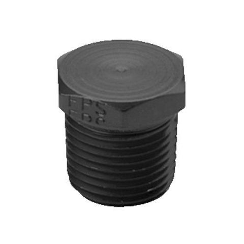 Fragola Hex Pipe Plug-933 Fittings Fragola Performance