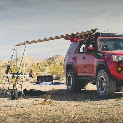 FSR Series Vehicle Awning Expedition Equipment Freespirit Recreation