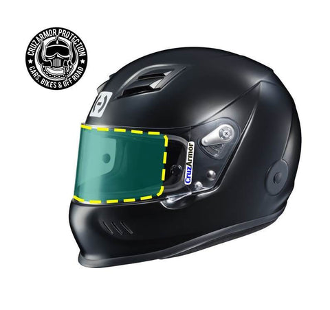 Helmet Shield Protection Kit-HJC AR, HX & HJ Models