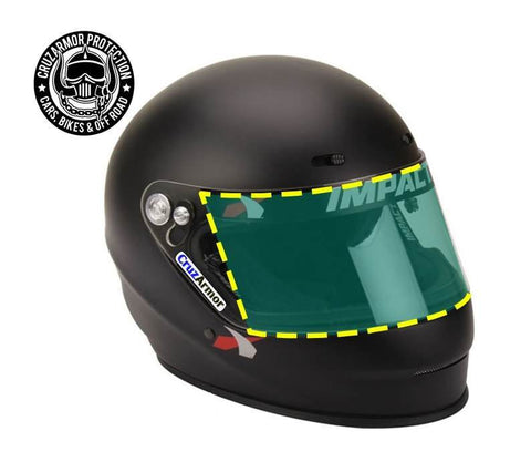 Helmet Shield Protection Kit-Impact Safety Equipment Cruz Armor