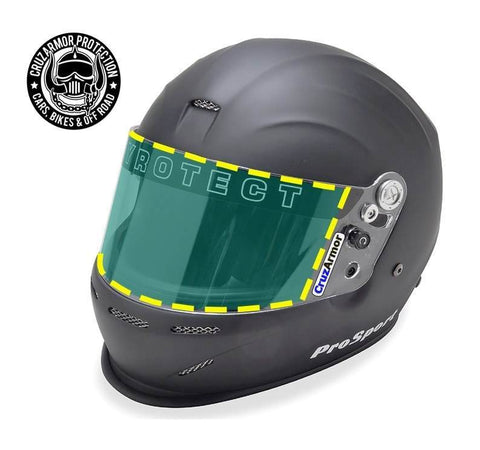 Helmet Shield Protection Kit-Pyrotect Safety Equipment Cruz Armor