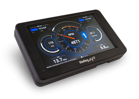 Holley EFI Digital Dash Gauge Performance Holley Performance
