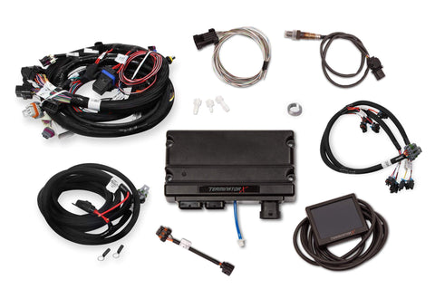 Holley Terminator X Engine Management Systems Performance Holley Performance