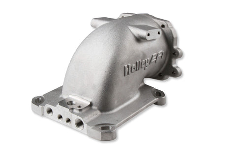 Holley Throttle Body Intake Elbows Ford Performance Holley Performance