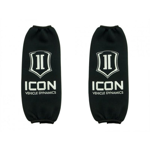 ICON Shock Wraps Neoprene Coil Over Shock Protection Covers Suspension Icon Vehicle Dynamics