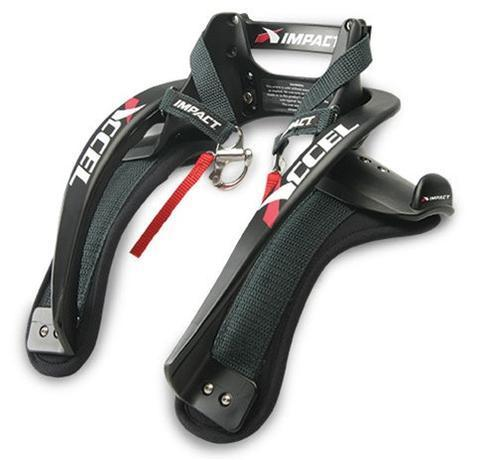 Impact Accel Frontal Head Restraint Safety Impact