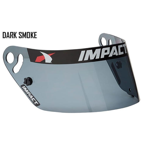 Impact Air Draft Series Helmet Shield w/ Cruz Armor