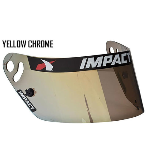 Impact Vapor Series Helmet Shield w/ Cruz Armor