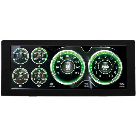 InVision Universal Digital Dash Electrical Autometer