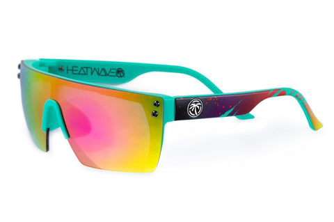 Kids Lazer Face Sunglasses Aqua Splash Sunglasses Heatwave