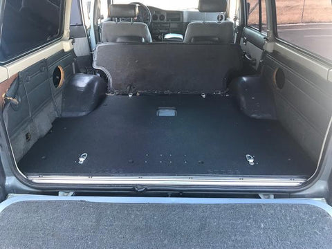 Land Cruiser Plate Systems Interior Accessoires Goose Gear