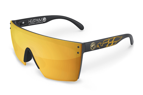 Lazer Face Series Firebird Custom Sunglasses Sunglasses Heatwave