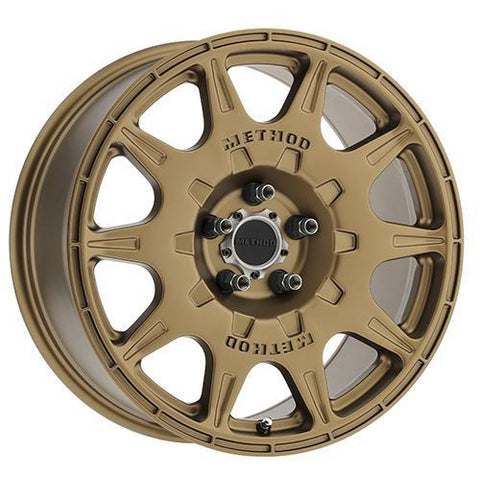 MR502 RALLY Wheels Method Wheels