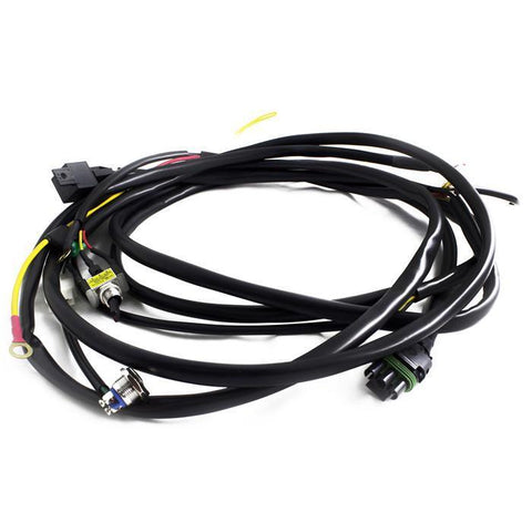 OnX6 Hybrid Laser/S8 Wire Harness w/Mode-1 Bar Lighting Baja Designs