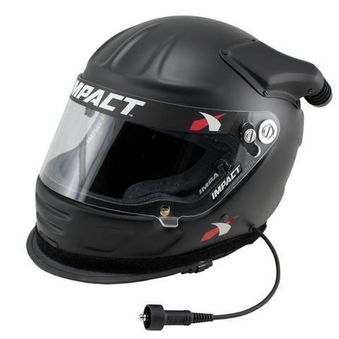 PCI Impact Air Draft Offset 20 Helmets PCI Radios