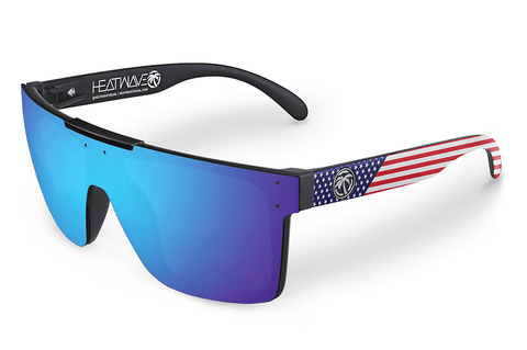 Quatro Series Stars & Stripes Sunglasses Sunglasses Heatwave