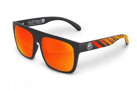 Regulator Series Black Fireblade Custom Sunglasses Sunglasses Heatwave
