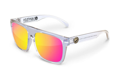 Regulator Series Vapor Clear Sunglasses Sunglasses Heatwave