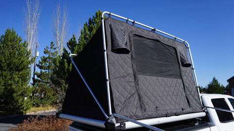 Removable Tri-Layer Walls for High Country Series Expedition Equipment Freespirit Recreation
