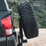 RIGd UltraSwing Hitch Carrier Multi-Fit Tiregate RIGd Supply