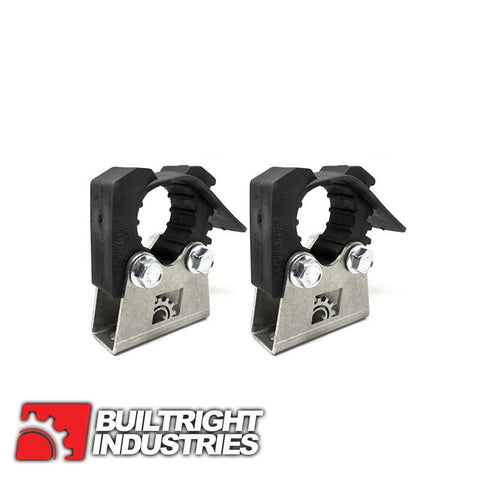Riser Mounts (Pair) Bed Accessory BuiltRight Industries
