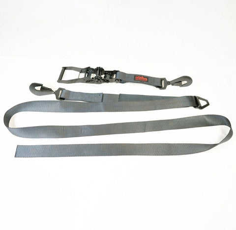 "SDHQ 2"" Axle Strap w/ Sleeve, Twisted Snap Hooks and Long Handle Straps SDHQ Off Road"
