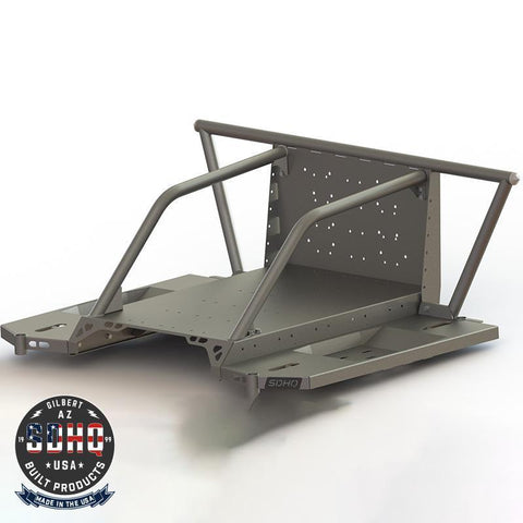 SDHQ Built Universal Flatbed Chase Rack Chase Rack SDHQ Off Road