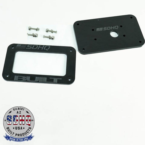 SDHQ Built Universal Switch-Pros SP-9100 Keypad Mount Lighting SDHQ Off Road