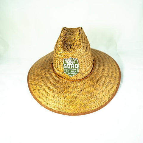 SDHQ Outdoor Division Straw Hat Apparel SDHQ Off Road