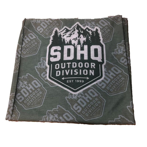 SDHQ Outdoor Division Tube