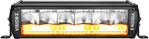 Shocker Dual Action LED Light Bar Lighting Vision X